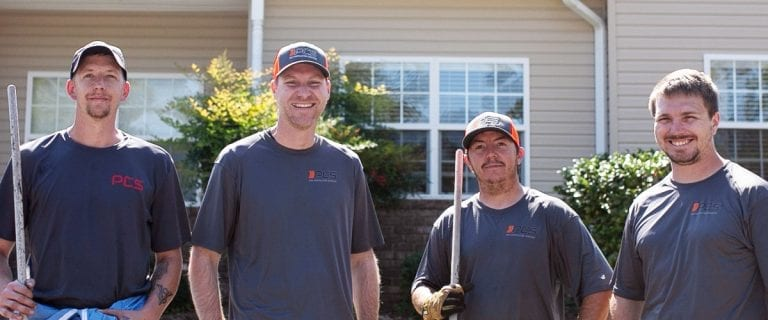 The Pro Contracting Services team